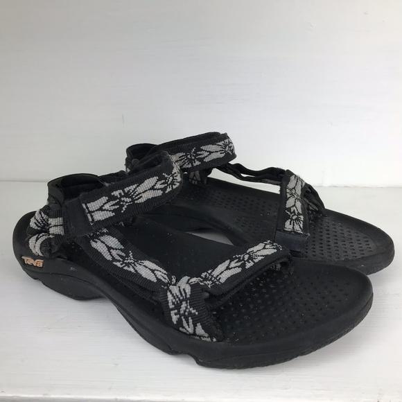 9241d0f89a3 TEVA Hurricane Strappy Water Sandals Womens 6.5. M 5a6651b736b9dea0b8a46b5f